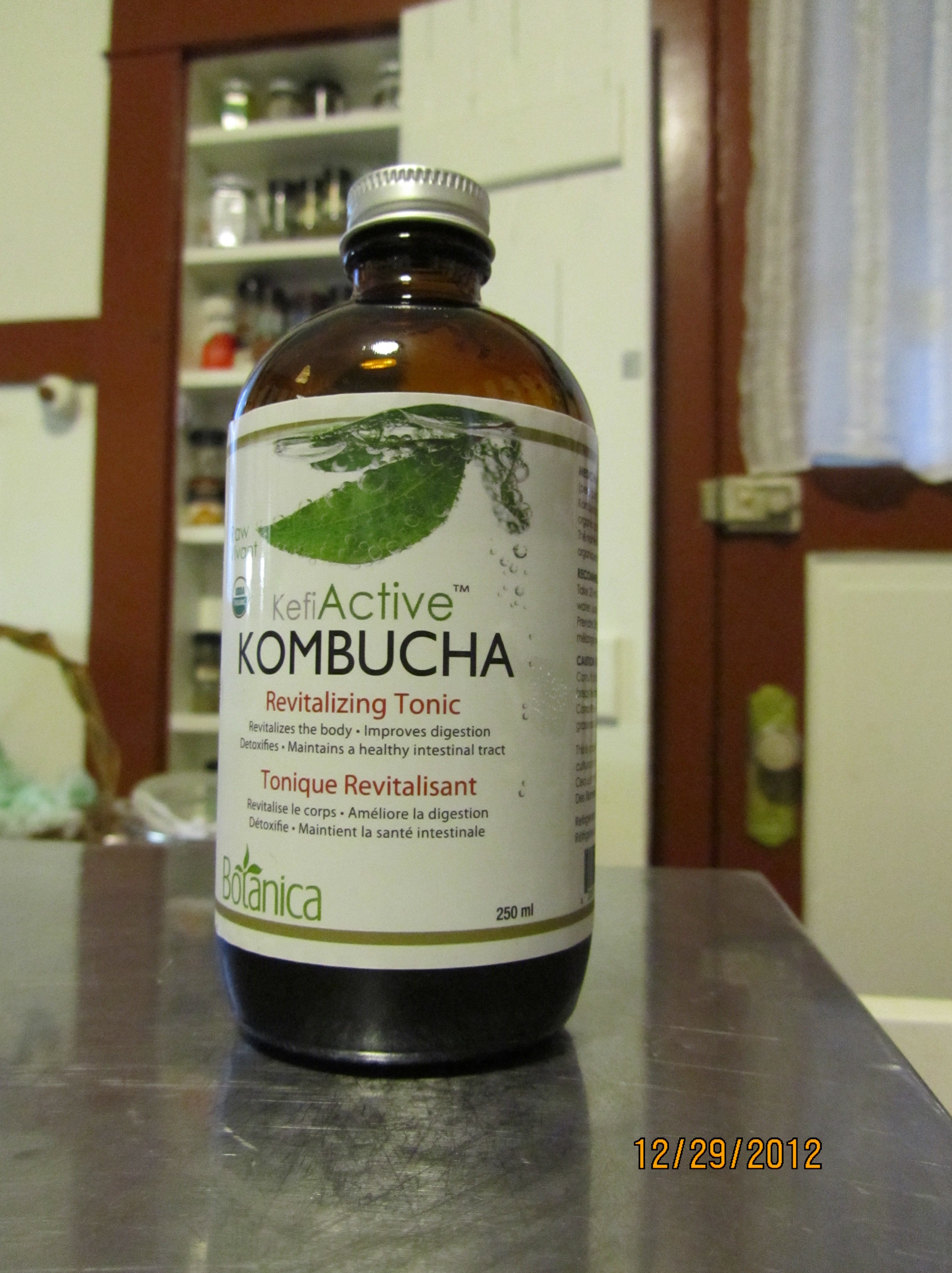 Kombucha experiment – SCOBY!!! part 1 – EAT it NOW or EAT it LATER