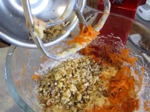 carrot cupcakecarrot cupcake