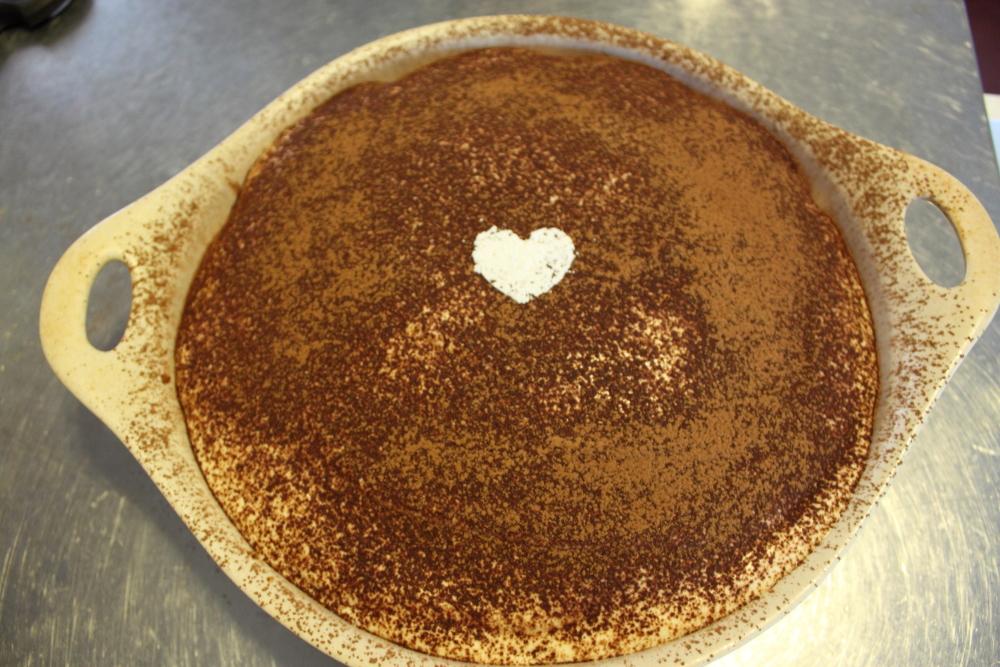 Tiramisu + Cheesecake = Heaven – EAT it NOW or EAT it LATER on