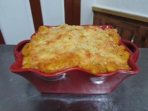 pumpkin mac and cheese ??