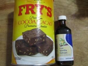 coconut oil chocolates