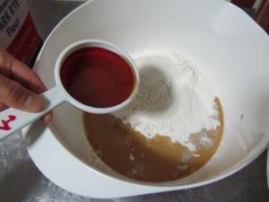 Kombucha sourdough