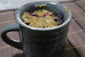 Mug cake 9