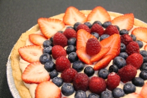 berry cream pie 8
