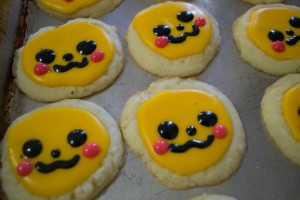 Pokemon Sugar Cookies-16