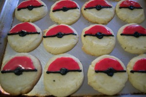 Pokemon Sugar Cookies-17