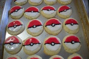 Pokemon Sugar Cookies-18