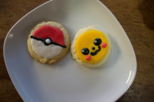 Pokemon Sugar Cookies-21