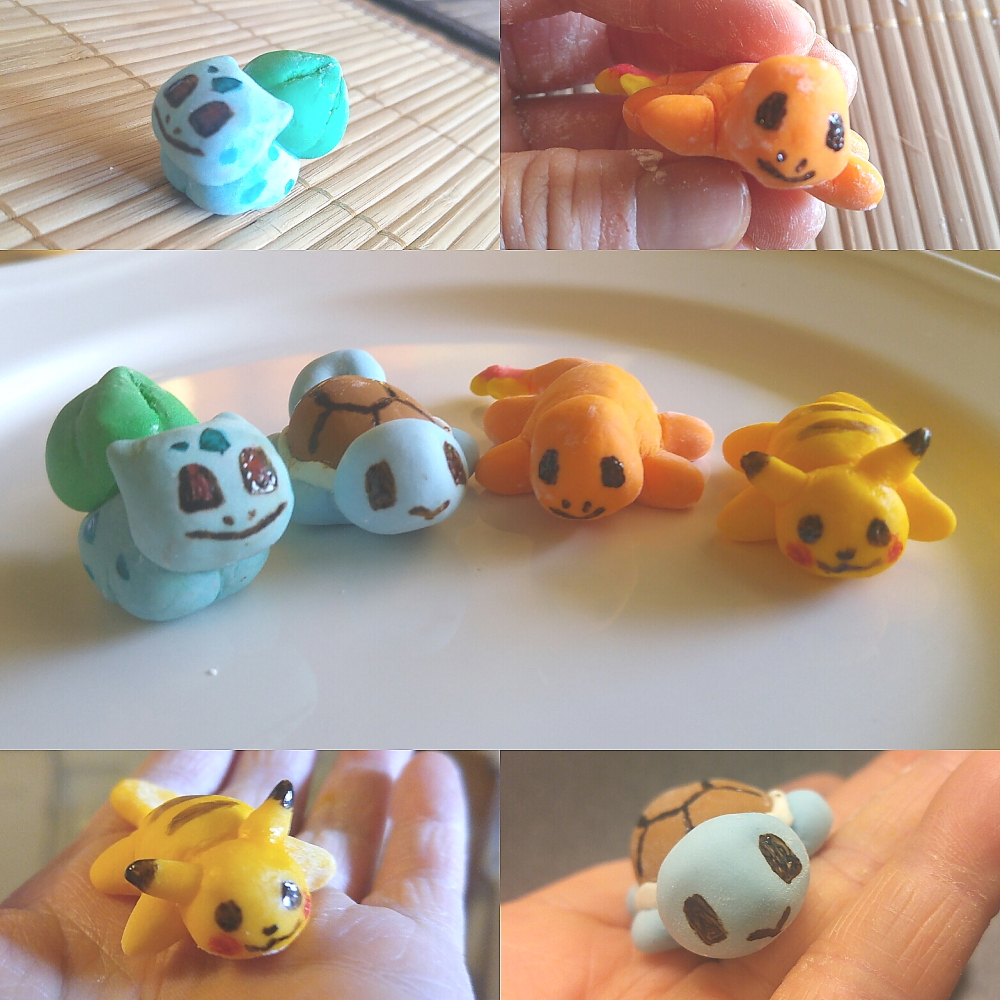 Pokemon Fondant Jelly Dessert – with a lesson on catching ...