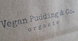 vegan pudding