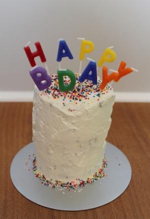 smash cake 22